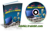 Thumbnail Quick Niche Profits (Audio) - PLR