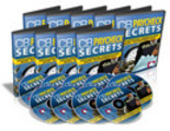 Thumbnail ClickBank (CB) Paycheck Secrets Video Tutorials with Transferable MRR