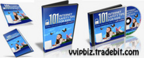 101 Internet Safety For Kids (Video + Audio + PDF eBook)