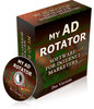 Thumbnail My Ad Rotator Pro Version Rotating Text Ads Script With RR