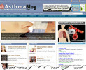 Thumbnail Asthma Niche Wordpress Blogs + Review Sites (3 Income Streams)