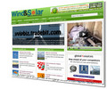 Thumbnail Wind Power & Solar Energy Niche Wordpress Blogs + Review Sites