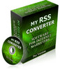 Thumbnail Rss Converter Pro: Convert Web Pages Content Into RSS Feeds