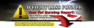 Thumbnail WEIGHT LOSS FUNNEL - Fat Burning Report [No Restriction PLR]