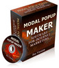 Modal Popup Maker Pro Version with Resell Rights