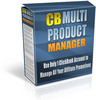Thumbnail ClickBank Multi Product Manager Script With MRR (2011)