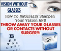 Thumbnail Vision Without Glasses Ready Made Clickbank Review Sites