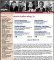 Thumbnail Black History Website Template PLR