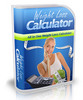 Thumbnail All In One Weight Loss Calculator MRR and Giveaway Rights