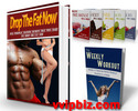 Thumbnail Drop The Fat Now PLR Ebook
