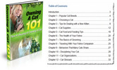 Thumbnail Owning A Cat 101 PLR Ebook