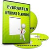 Thumbnail Evergreen Webinar Planning PLR Webinar Fever