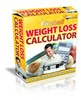 Thumbnail Weight Loss Calculator MRR Software