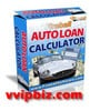 Thumbnail Car Loan Calculator MRR Software