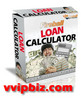 Thumbnail Loan Calculator MRR Software