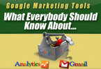 Thumbnail Google Marketing Tools Video Tutorials - MRR