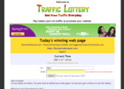 Thumbnail Traffic Lottery Script With Master Resell Rights