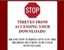 Download Protection Script - PLR