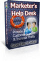 Thumbnail HelpDesk Script : Marketers Help desk (PLR)