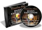 Thumbnail Royalty Free Music Explosion MRR!