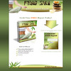Thumbnail Feng Shui Minisite Template Pack Resale Rights Included