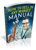 Thumbnail How To Sell In Any Market - Master Resale Rights Ebook
