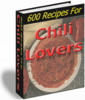 Thumbnail Wide variety of selections : 600 Recipes For Chili Lovers