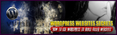 Thumbnail WordPress Websites Secrets Master Resale Rights Included