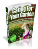 Thumbnail Caring For Your Garden - MRR Included