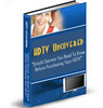 Thumbnail HDTV Uncovered Secrets PLR