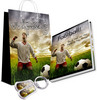 Thumbnail Football Niche Turnkey Package Template & eBook PLR/RR