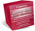 Thumbnail Pregnancy Sales Machine (Ready Made Review Site)