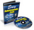 Thumbnail *NEW!* Easy Autoresponder Cash Video Series With Resale Rights