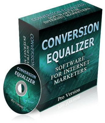 Product picture Conversion Equalizer Pro Version - Create Custom Landing Pages for Google AdWords