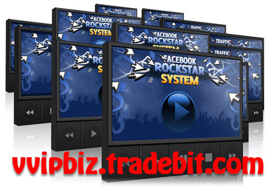 Product picture Facebook Rockstar System 8 Part Video Course With Reseller Rights