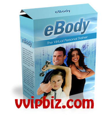 Product picture eBody - The Virtual Personal Trainer (MRR Software)