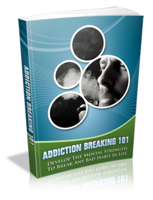 Product picture Addiction Breaking 101 - MRR Ebook