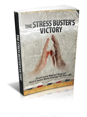 Product picture Stress Busters Victory - Overcome Mental Anguish...