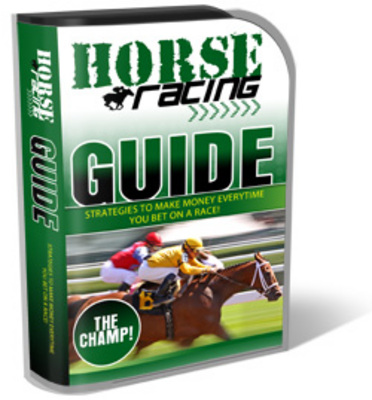 Product picture Horse Racing PLR Minisite Templates
