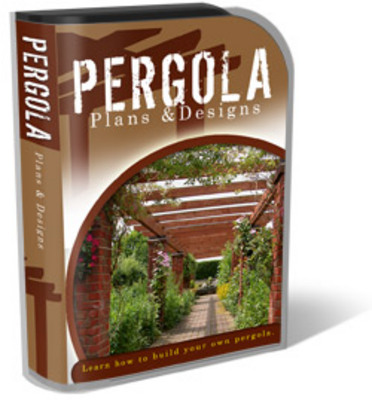 Product picture Pergola Plr Minisite Graphics (PSD Included)