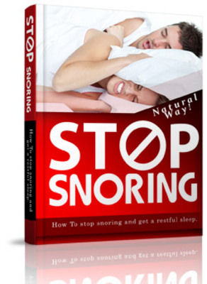 Product picture Stop Snoring Website Templates PLR Pack
