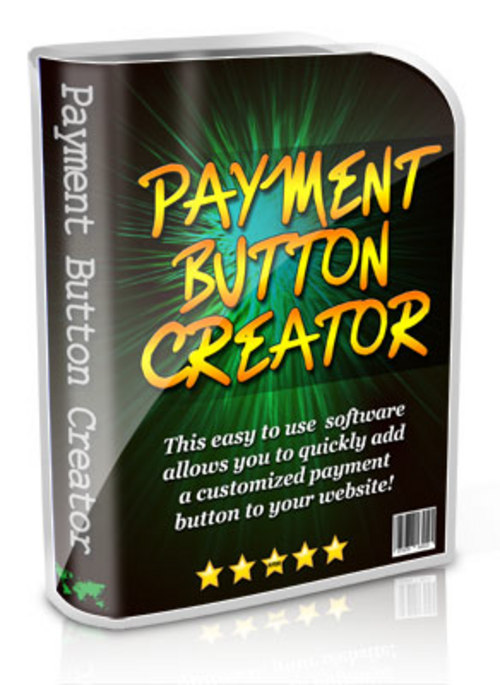 Product picture Payment Button Creator MRR Software / Giveaway Rights