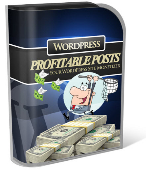 Product picture Wordpress Profitable Posts MRR/ Giveaway Rights - WP Plugins
