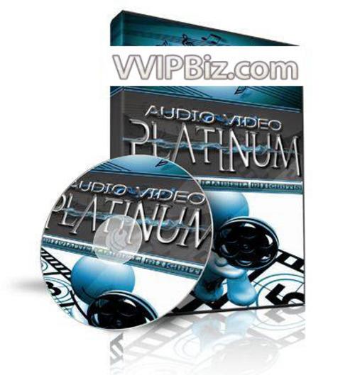 Product picture Audio Video Platinum V2 Unrestricted PLR