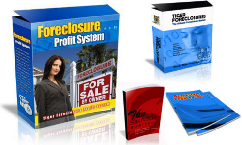 Product picture Foreclosure Profits System MRR Ebook, Software, Video Course