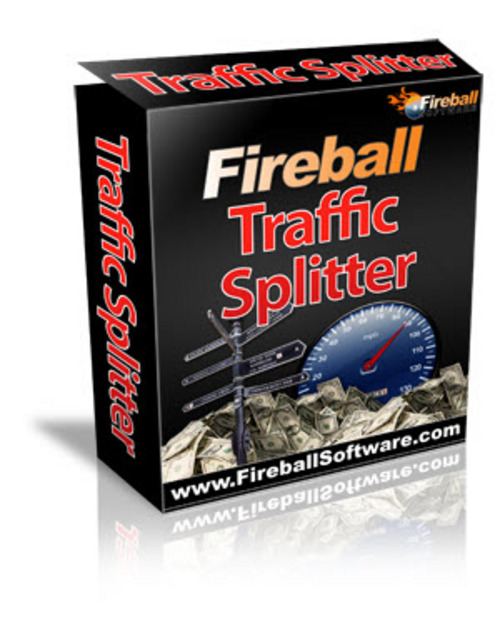 Product picture Traffic Splitter MRR Software