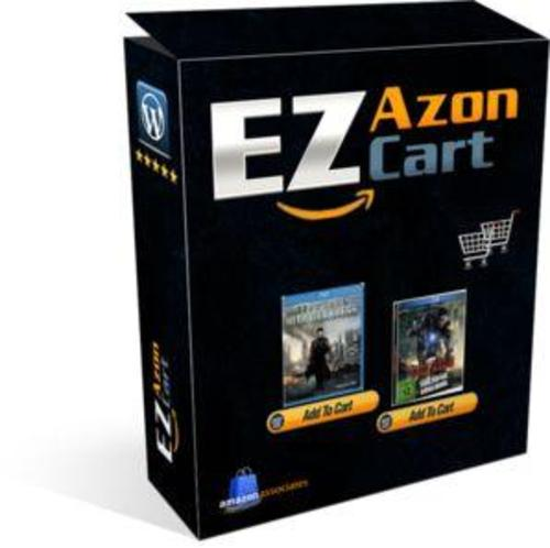 Product picture EZ Azon Cart Plugin - Basic Resell Right License