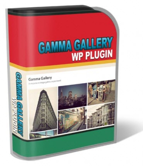 Product picture Gamma Gallery WP Plugin - Developer License - RR