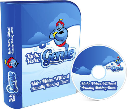 Product picture Turbo Video Genie - Make Videos Without Actually Making Them (MRR)
