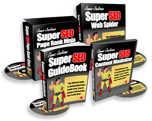 Product picture Super SEO Guide Book - (Master Resell Rights Included)